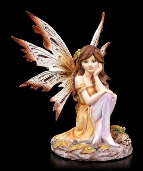 Fairy Figurine - Marrona the little autumn Fairy