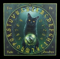 Spirit Board with Cat - Rise of the Witches