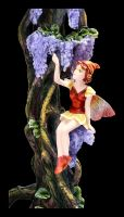 Fairy Figurines with Dragon - Fantasy Paradise