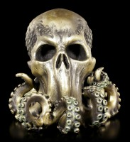 Cthulhu Skull - Ancient Creature from the Necronomicon