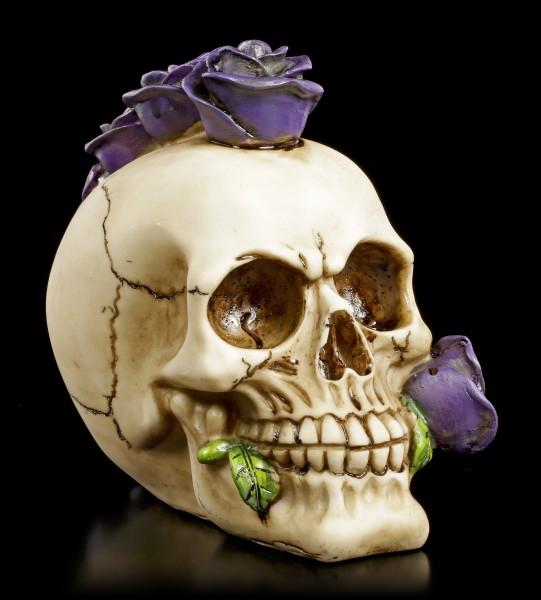 Skull - Rosehawk purple