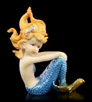 Mermaid Figurine - Ilaja sitting