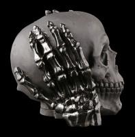 Totenkopf - Hear No Evil - schwarz