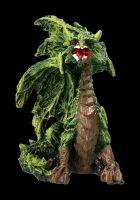 Drachenfiguren Set - Forest Fledglings grün