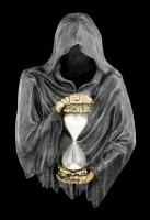 Reaper Wandrelief mit Sanduhr - Sands of Time