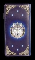 Geldbörse mit Wolf - The Wild One
