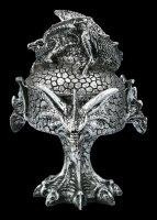 Drachen Schatulle - Dreiköpfig