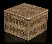 Ägyptische Schatulle - Anch-Kreuze