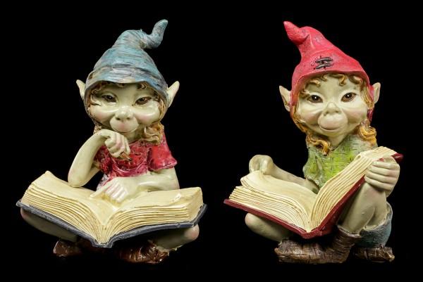 Pixie Figuren - Wir Lesen gerne - 2er Set