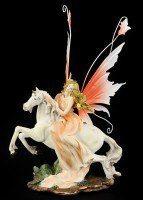 Fairy with Unicorn - Figurine