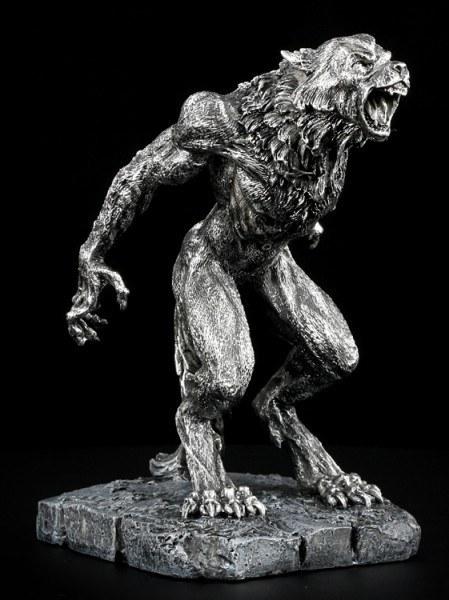 Werwolf Figur - Brüllend