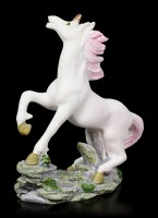 Unicorn Figurine Joy Dance on Hind Hooves