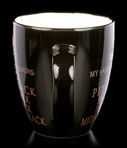Alchemy Gothic Mug - My Favourite Colors