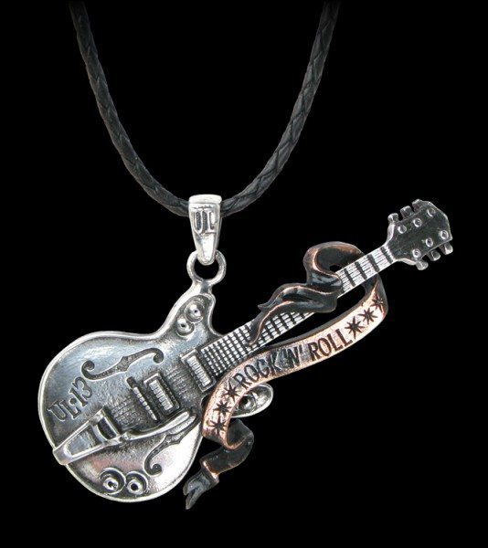 Alchemy UL13 - Steel Guitar Pendant