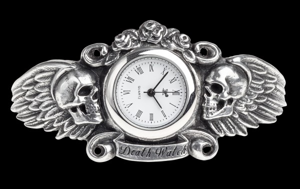 Heart Of Lazarus - Alchemy Skull Wrist Watch