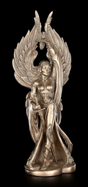 Kriegsgöttin Figur - Morrigan