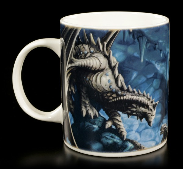 Tasse Steindrache - Rock Dragon