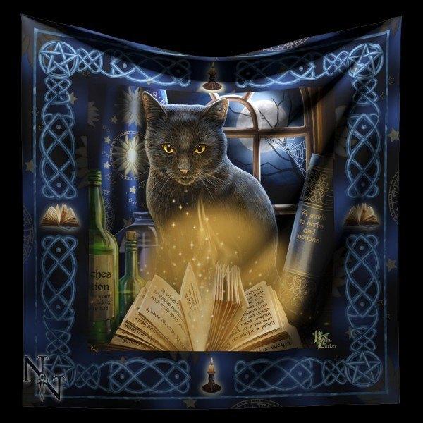 Altardecke Katze - Bewitched