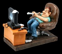 Funny Jobs Figurine - Game Over