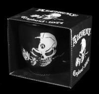 Alchemy Gothic Mug - Alchemist Skull