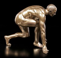 Male Nude Figurine - Sprinter