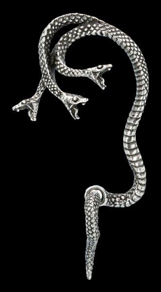 Alchemy Gothic Ear-Wrap - Snake Khthonis
