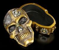 Box - Steampunk Skull