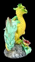 Dragon Figurine - Pineapple by Stanley Morrison