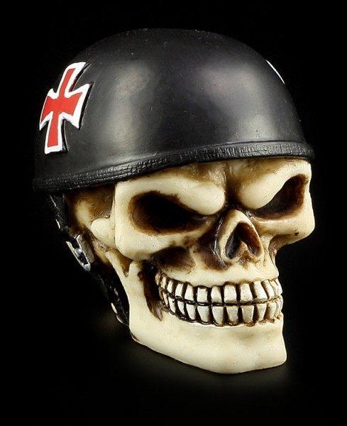 Totenkopf Schaltknauf - Skull Racer