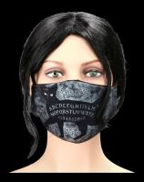 Face Covering - Ouija Cat Mask