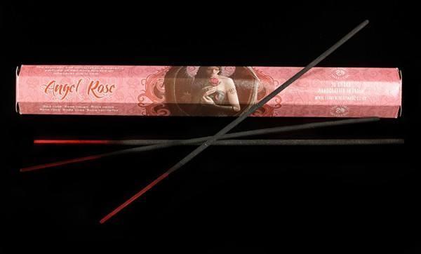 Incense Sticks - Angel Rose - Red Rose