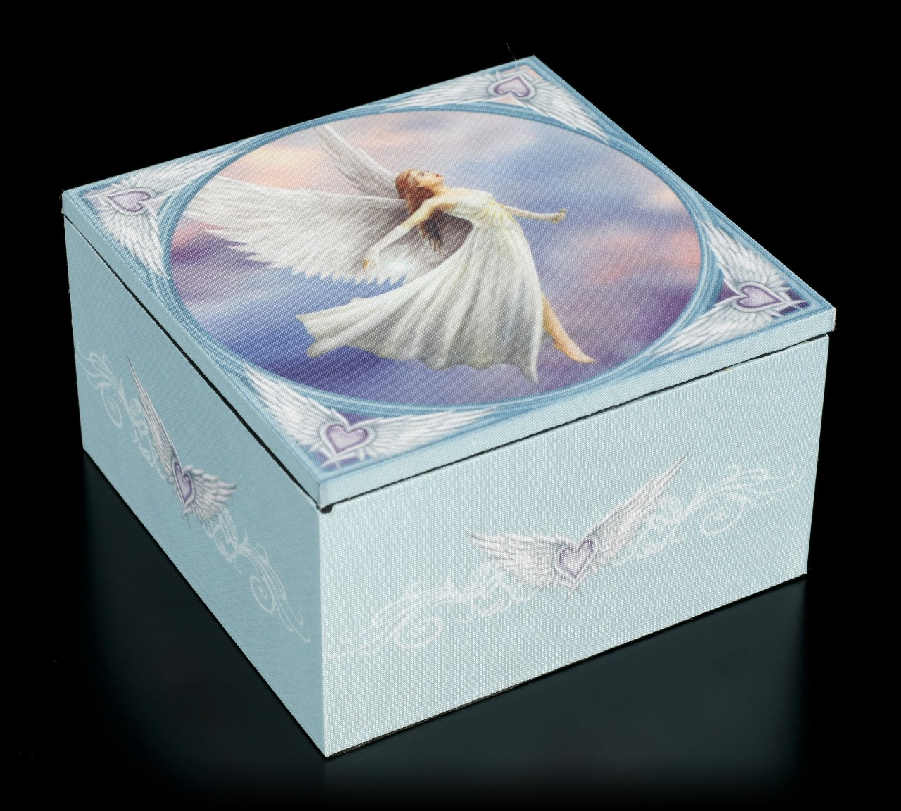 Mirror Box with Angel - Ascendance