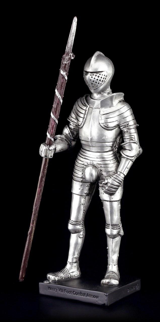 Ritter Figur - Rüstung von Heinrich dem VIII