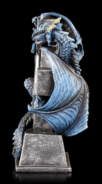 Drachen Tischuhr - Draco Clock