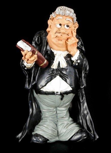 Richter - Funny Job Figur