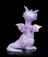 Cute Dragon Figurine - Begging Freddie
