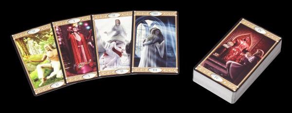 Tarotkarten - Das neue Elfen Tarot