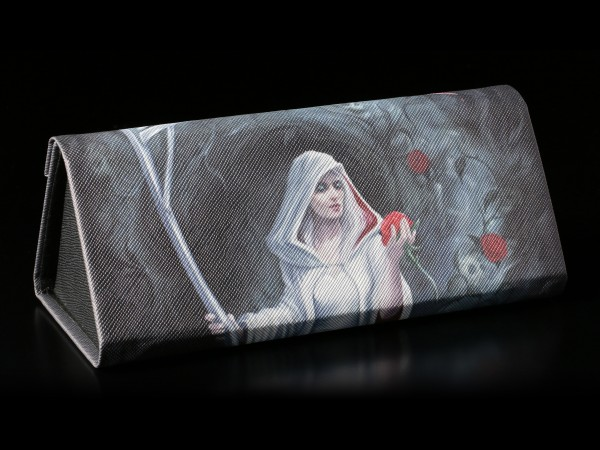 Glasses Case with Female Reaper - Life Blood