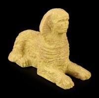 Sphinx Figurine