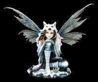 Fairy Figurine - Lupa on Ice