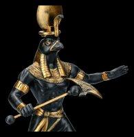 Ägyptischer Gott - Ra Figur als Krieger
