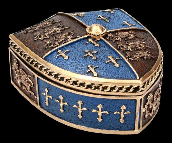 Mittelalter Wappen Box