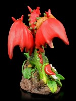 Peppers Dragon Figurine by Stanley Morrison
