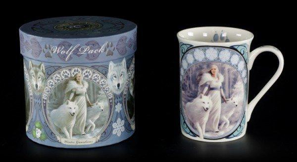 Ceramic Mug - Winter Guardians