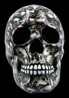Colourfull Skull - Bloodshot