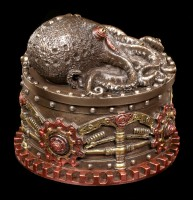 Steampunk Box with Octopus - Boxtopus