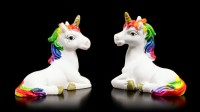 Unicorn Figurines Gift Set - Rainbow Wishes