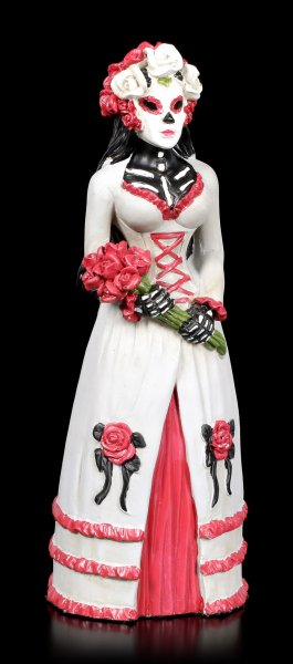 Day of the Dead Figurine - Gothic Bride