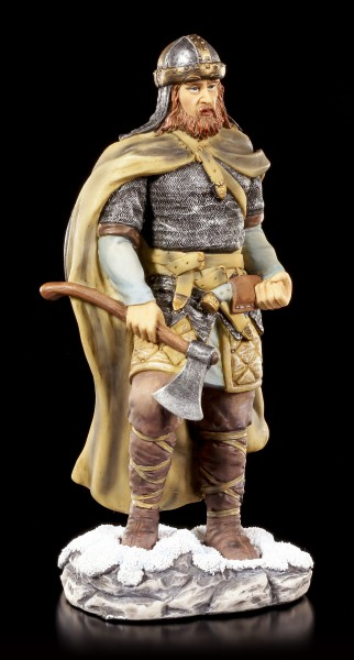 Viking Figurine - Warrior with Axe