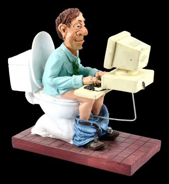 Funny Jobs Figur - Wichtige Sitzung